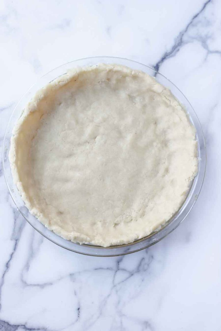 Vegan Gluten Free Pie Crust