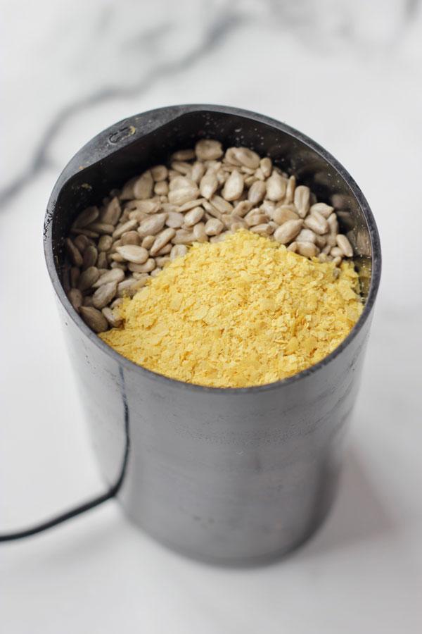 Vegan Parm Ingredients