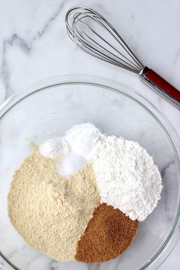 Cornbread dry ingredients