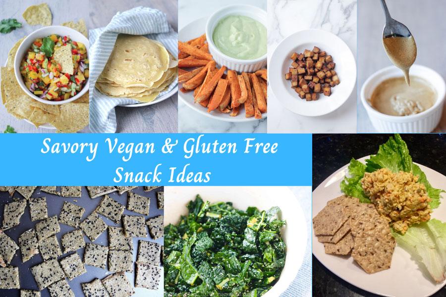 Savory Snack Ideas