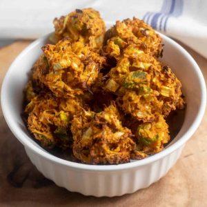 Vegan Pakora Fritters